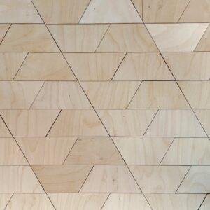 Стеновая 3D панель трапеция