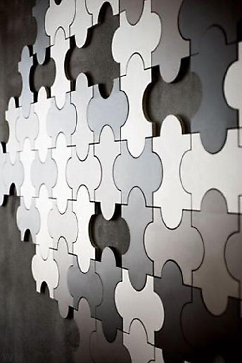 Стеновая 3D панель Мозайка