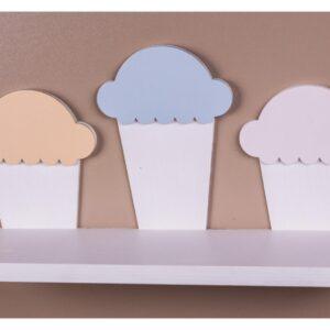 """Полка """"Мороженое"""""""